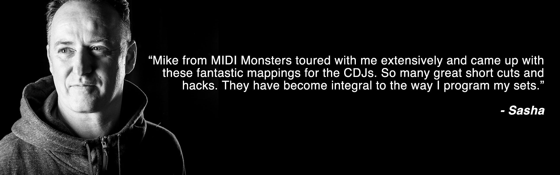 Professional Midi Mappings - MIDI Monsters